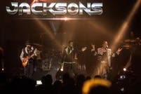 The Jacksons y un intenso viaje retrospectivo a puro funk