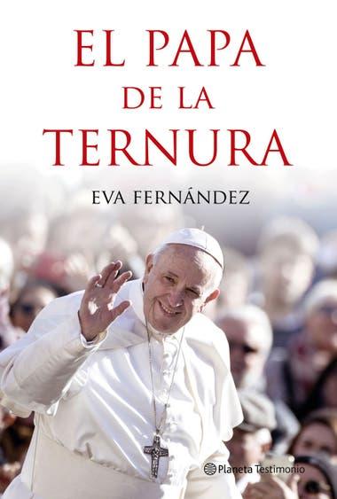 La portada del libro de Fernández en el que Francisco explica su visión del Caravaggio