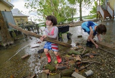 Louisiana está en estado de emergente desde ayer a la noche