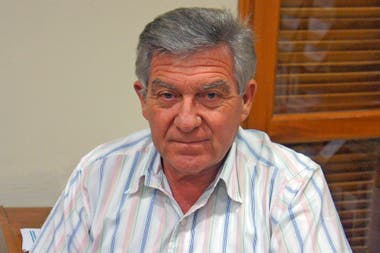 Jorge Scoppa, presidente de Facma