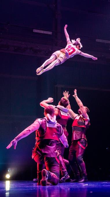Messi10, el nuevo show del Cirque du Soleil que se presenta hasta el 8 de diciembre en Barcelona