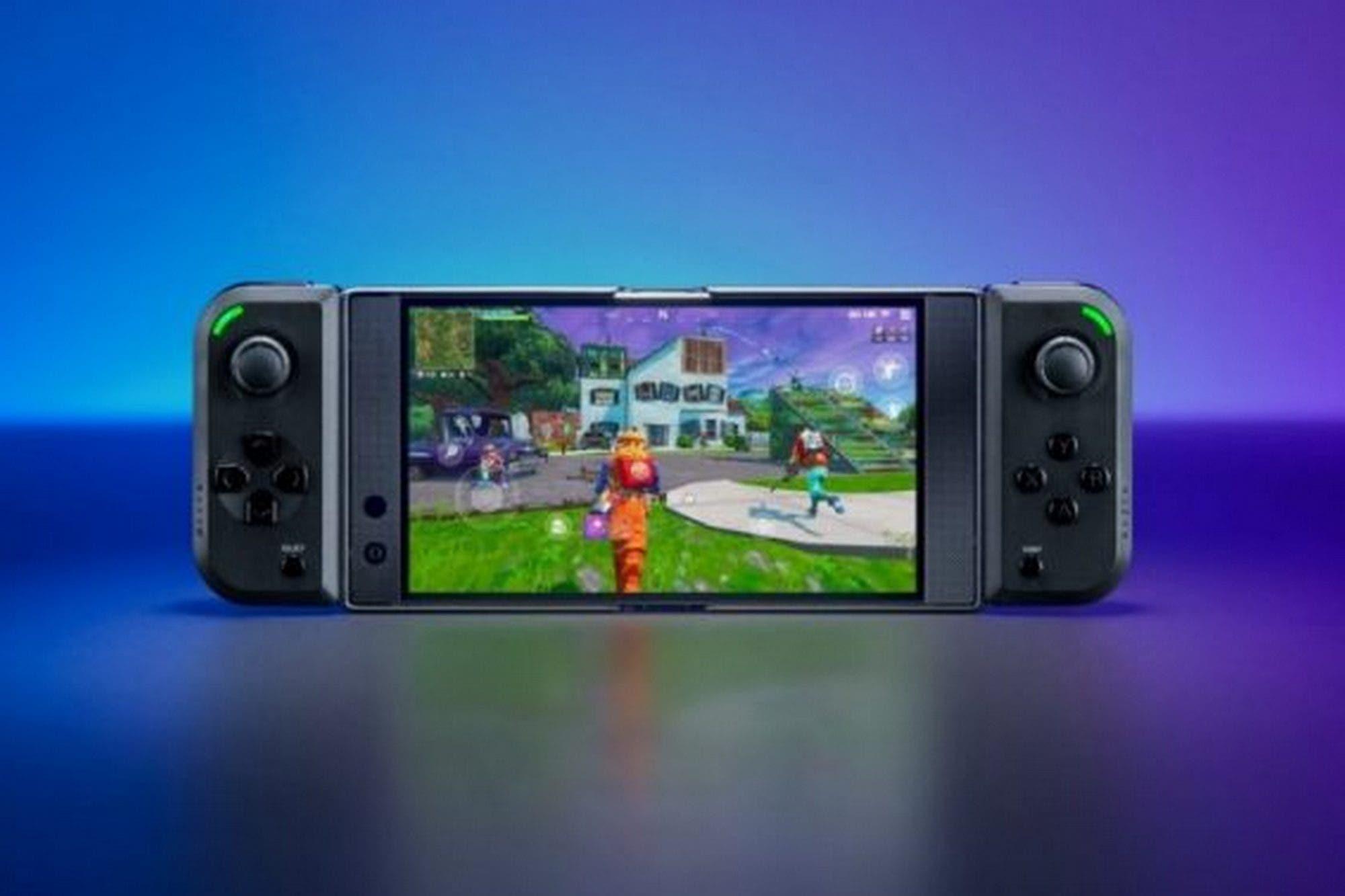 Razer Junglecat, el control de mando para jugar con el celular al estilo Nintendo Switch