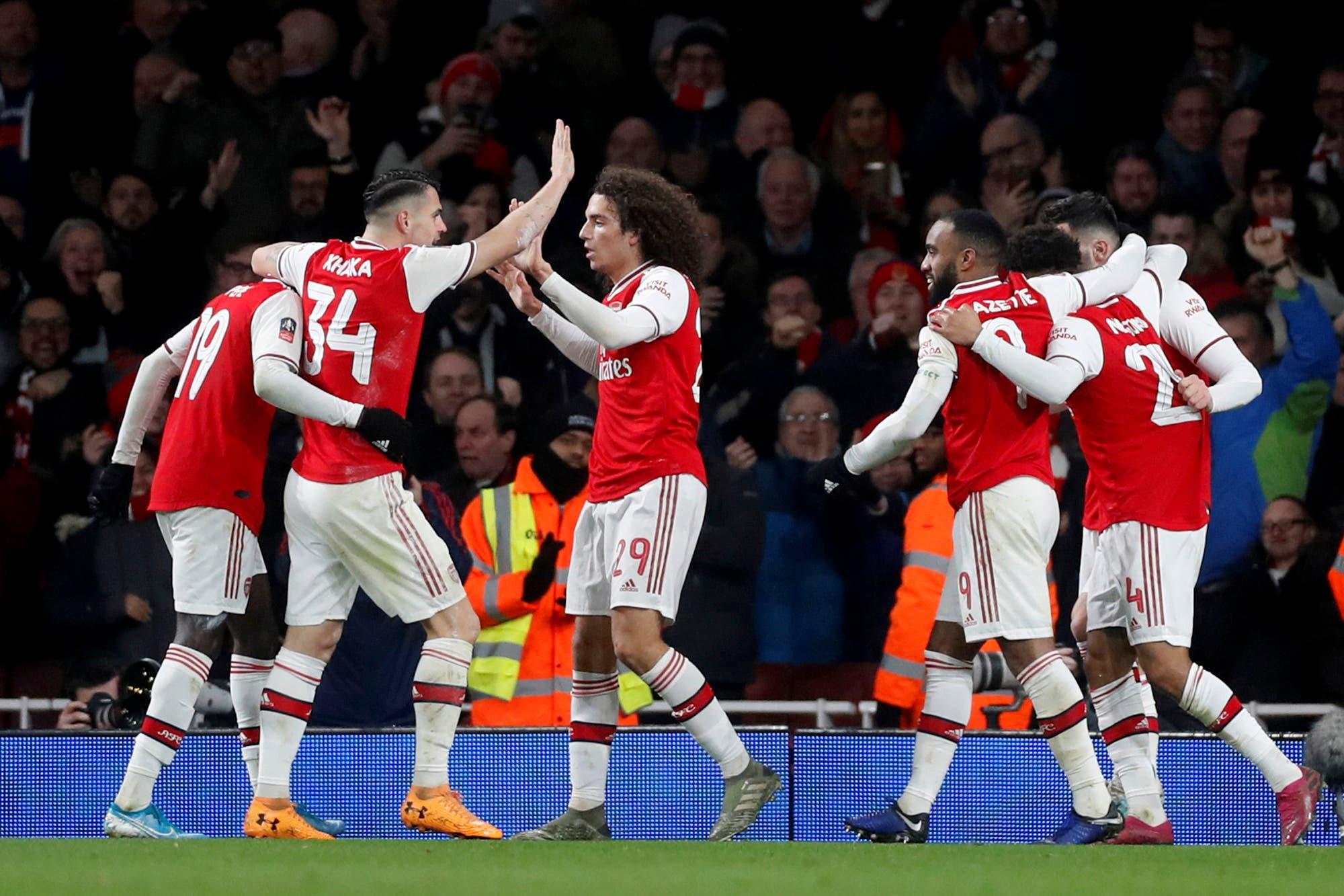 Coronavirus. Premier League: Arsenal es el más rápido en volver a los entrenamientos