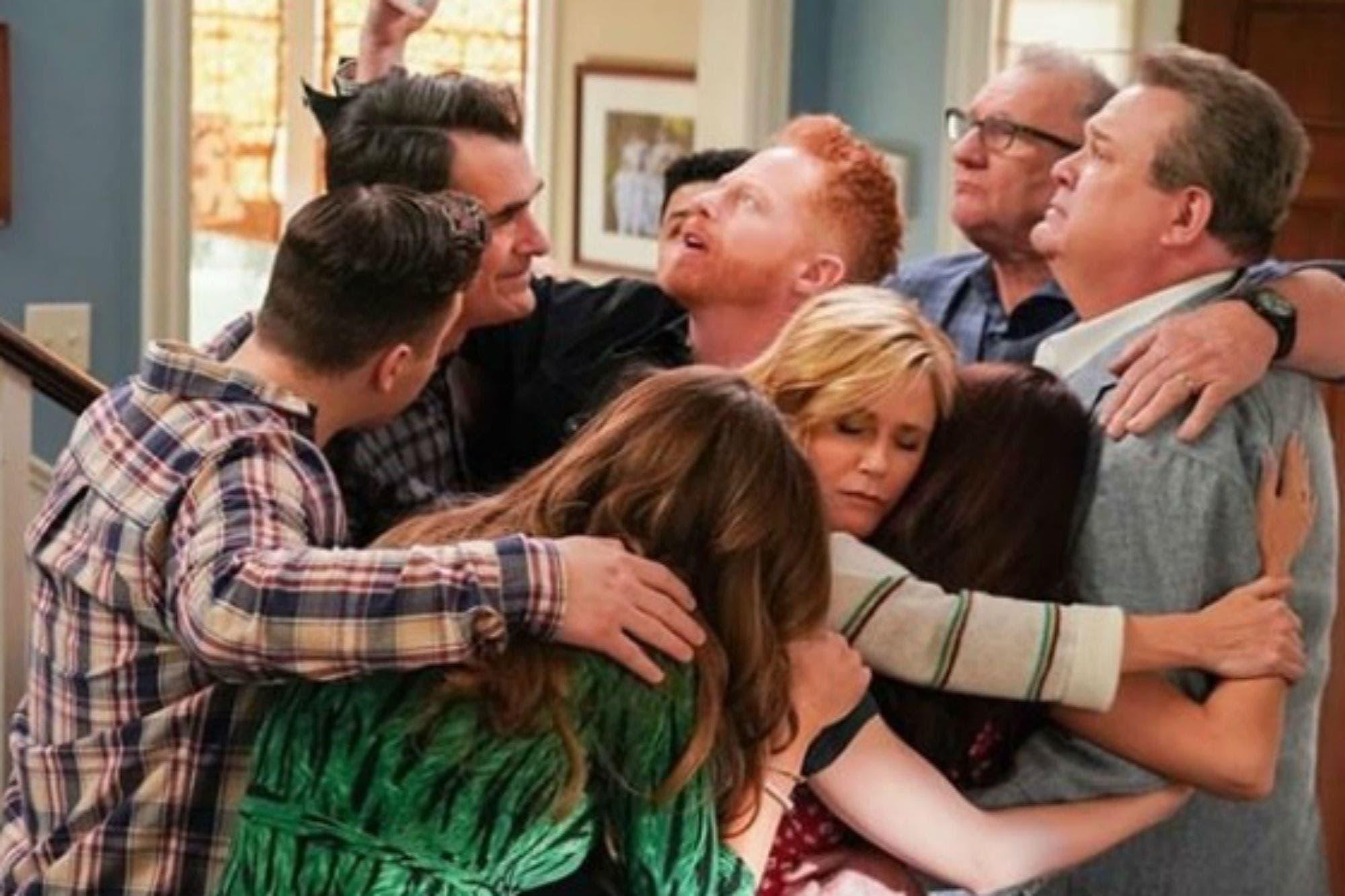 Modern Family llegó a su fin y sus actores se despidieron entre lágrimas