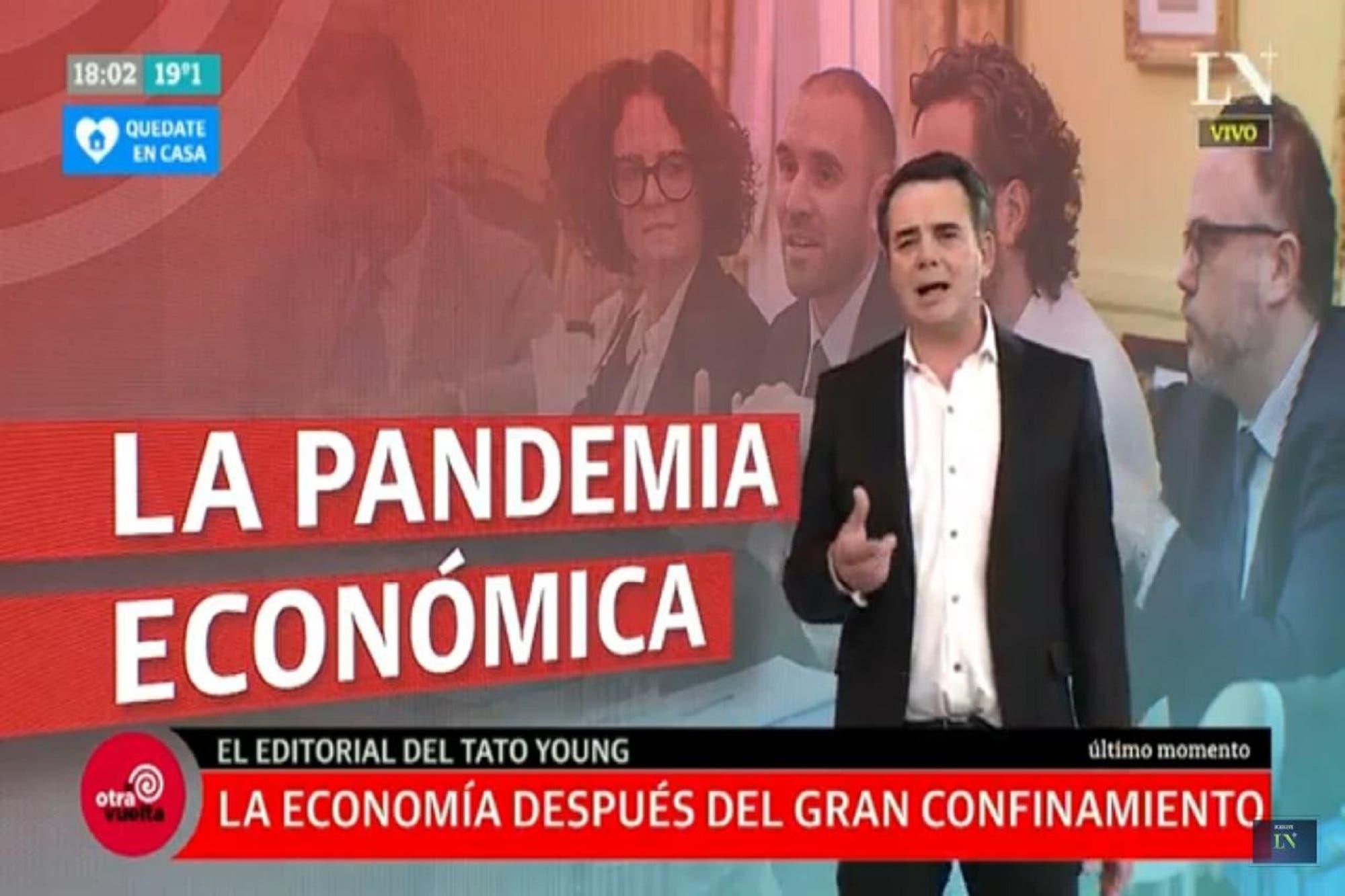 La pandemia económica