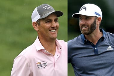 Brendon Todd y Dustin Johnson, protagonistas del Travelers en Connecticut