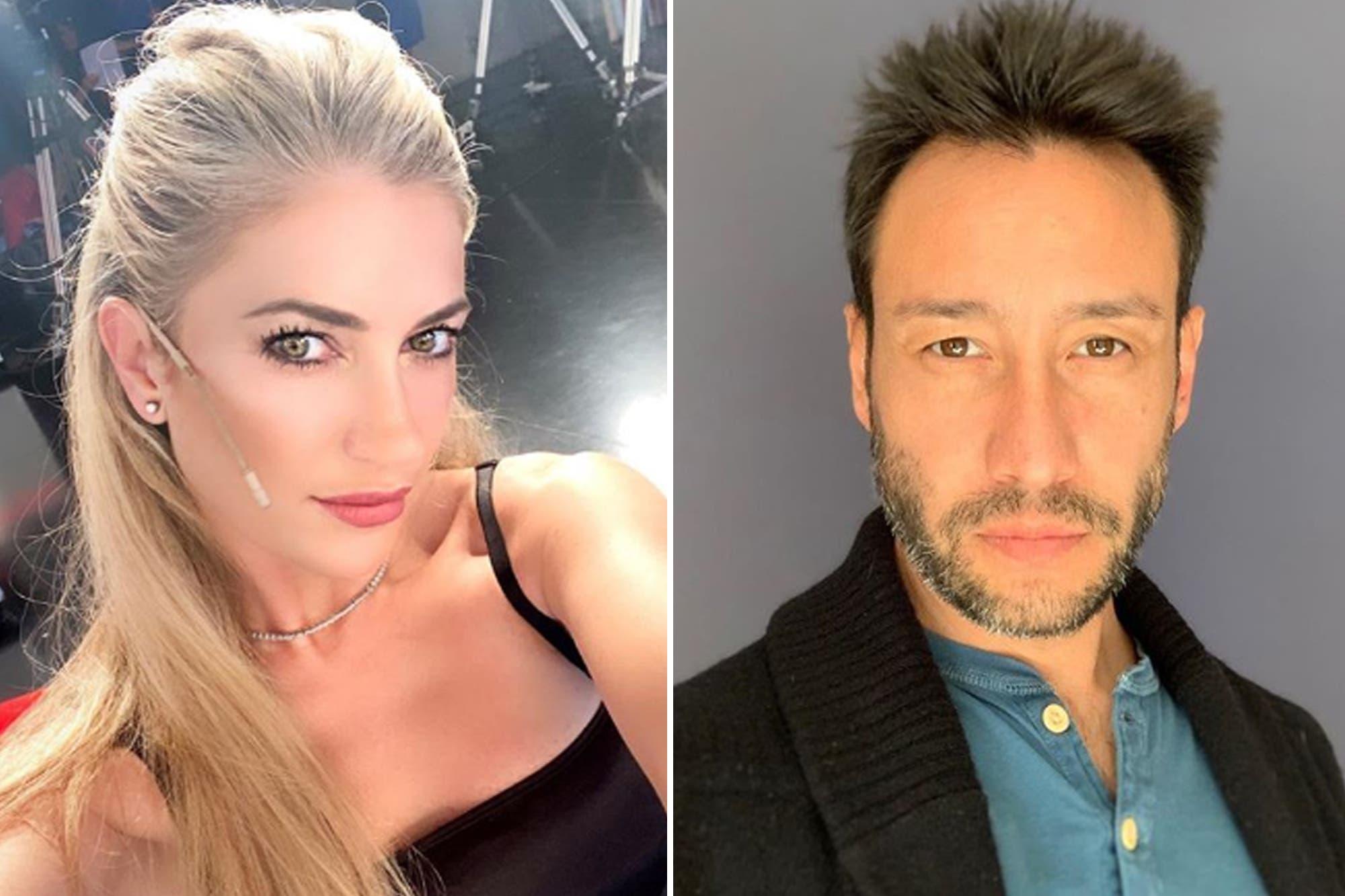 """""""Novia secreta"""". La exmodelo Milca Gili aseguró que tuvo una relación oculta con Luciano Pereyra"""