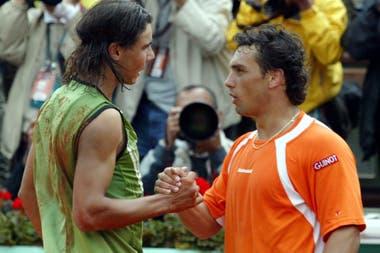 Ya es historia: un joven Nadal ganaba su primer Roland Garros hace 15 años