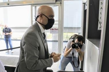 El fiscal Gustavo Ponce Asahad es uno de los sospechosos arrestados