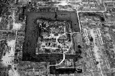 Tres días después se lanzó otra bomba sobre Nagasaki y murieron 70.000 personas más