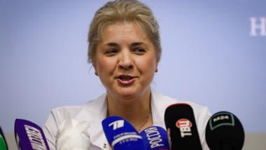 La jefa de investigación de la vacuna Sputnik V, Elena Smolyarchuk, anunció que los resultados mostraron que la vacuna es efectiva.
