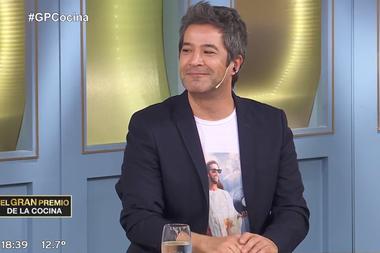 Mauricio Asta fue elogiado por su compañero del jurado, Christian Petersen, en la última emisión del reality culinario