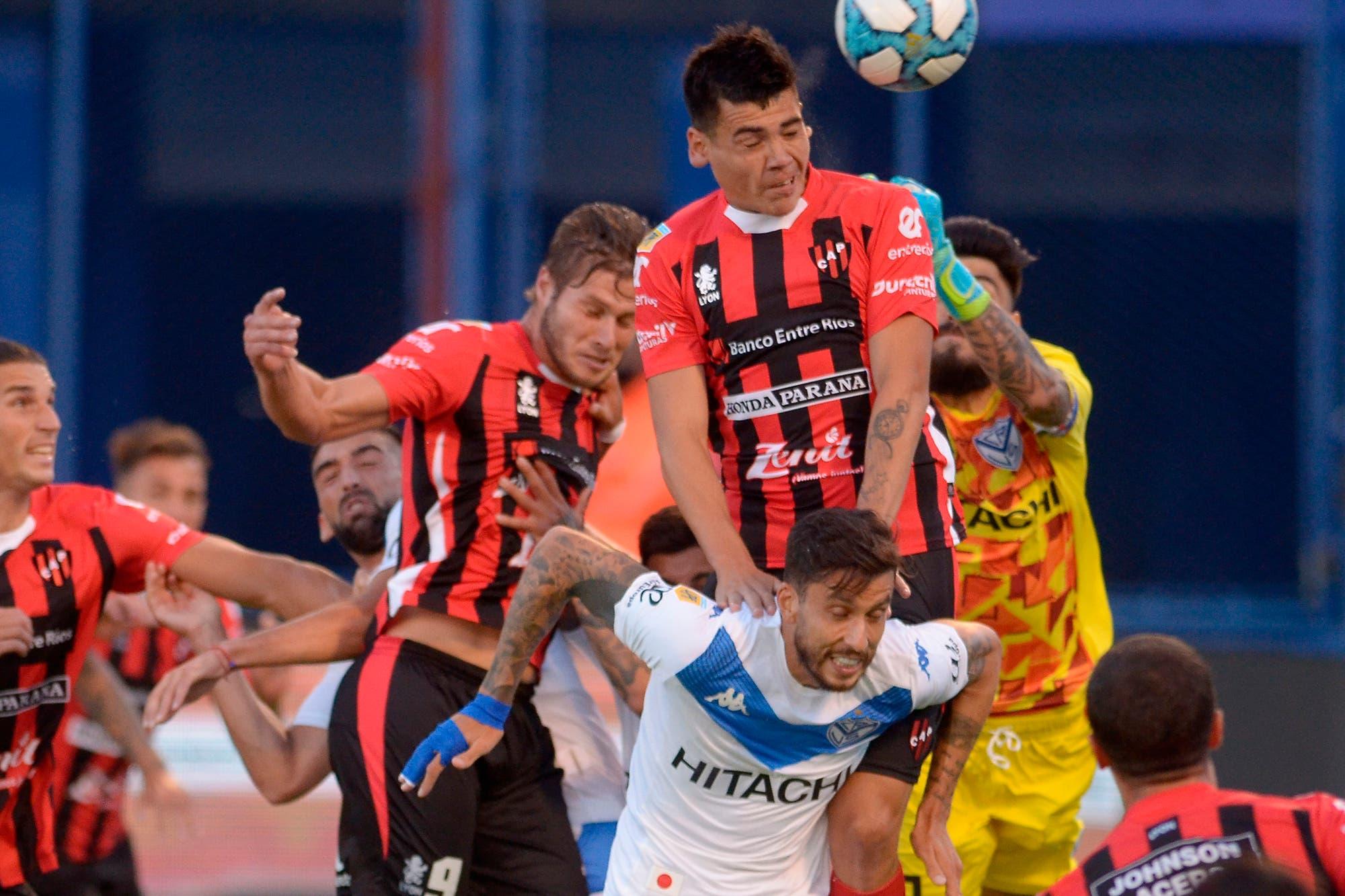 Vélez-Patronato, por la Copa Liga Profesional: en busca de la primera victoria
