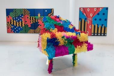 De París a Buenos Aires reúne obras de Stoppani y Legavre en el Museo Marco de La Boca