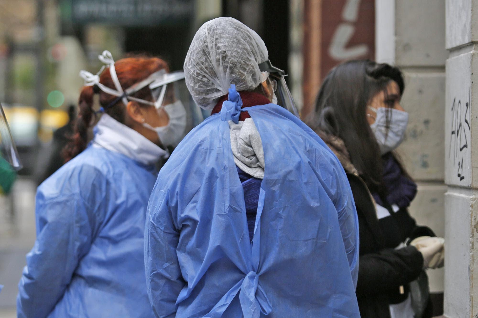 Coronavirus en la Argentina: se registraron 90 muertes y 5.031 contagios en las últimas 24 horas