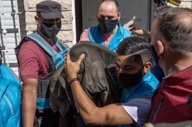 Garzón Martínez, detenido por la Policía de la Ciudad