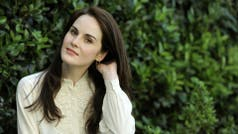 "Michelle Dockery, de Downton Abbey, dijo que ve ""potencial para un film"""