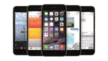 d1f7b0ecae9 ... se vende en cadenas de electrodomésticos. El iPhone 6 fue presentado en  2014