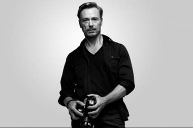 Ben Daniels, que será Lord Snowden en The Crown, cundo hizo de Adam Galloway en House of Cards