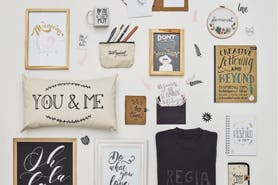 Ideas para decorar con letras y frases