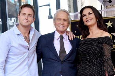 El actor bromeó sobre el tiempo que se tomaron en darle su estrella en el mundialmente conocido paseo
