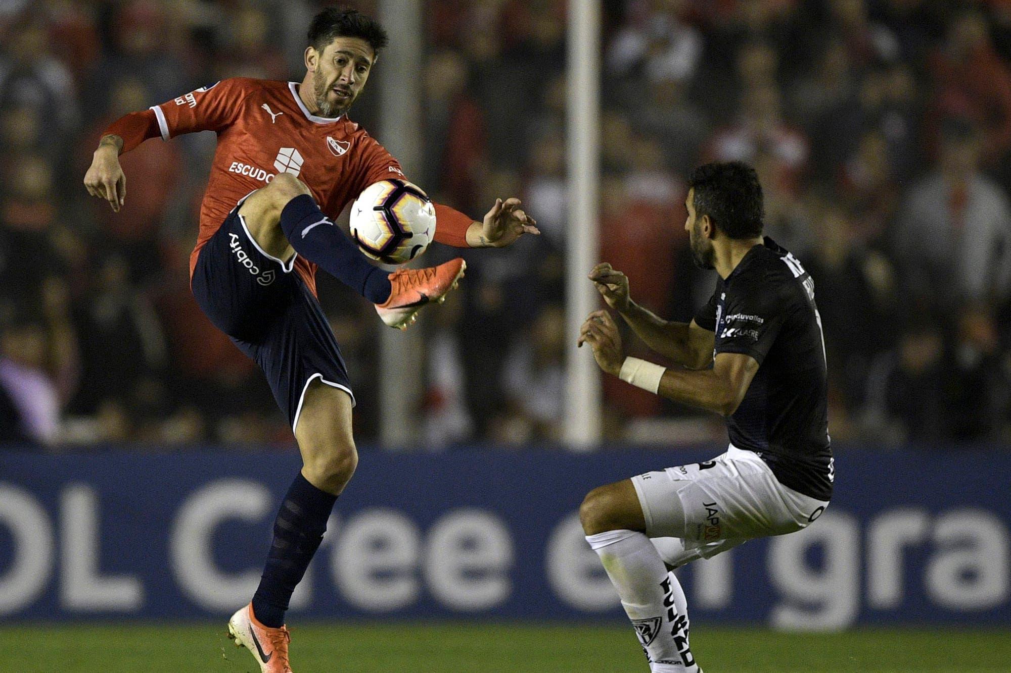 Independiente-Independiente Del Valle, Copa Sudamericana: horario, TV y formaciones