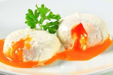 Las yemas de huevo son una excelente fuente de luteína, que se la relaciona con beneficios para la vista