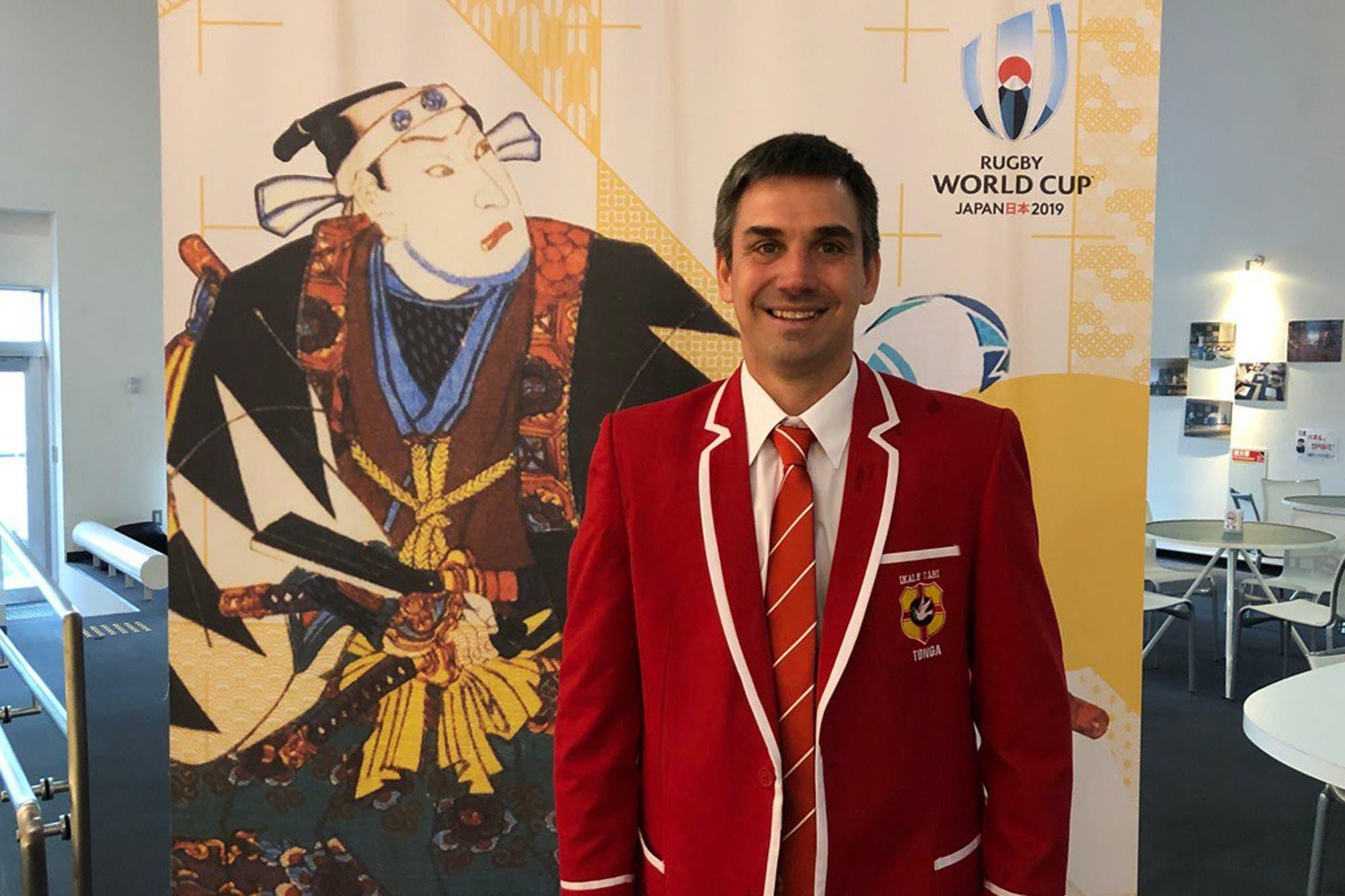 Alejandro Pastor, el PF argentino de Tonga que nunca pisó ese país