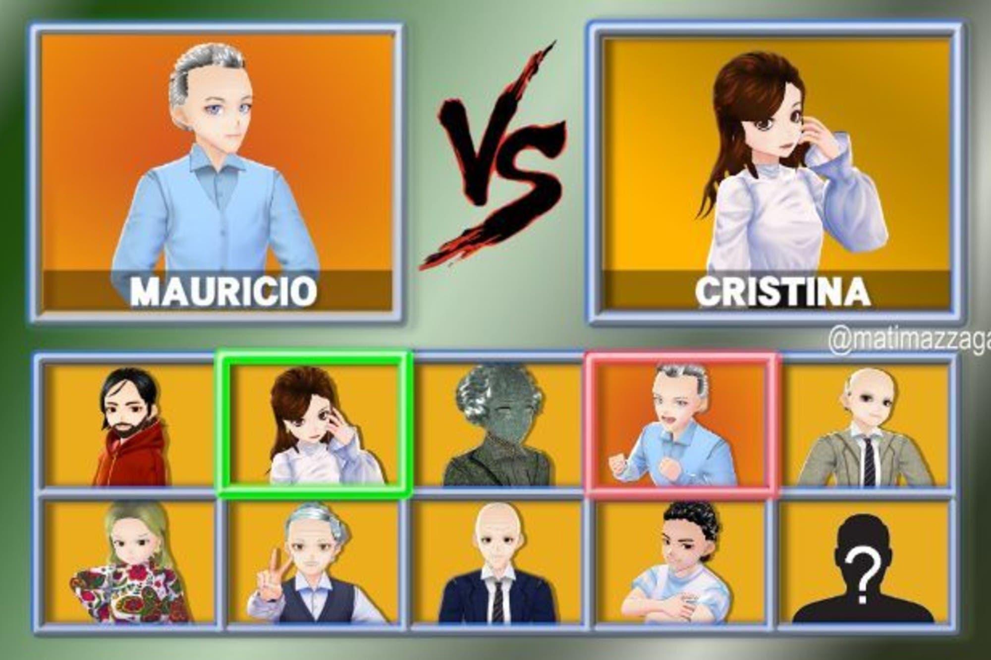 Elecciones 2019: cómo es el videojuego en el que los candidatos pelean entre sí como en el Mortal Kombat
