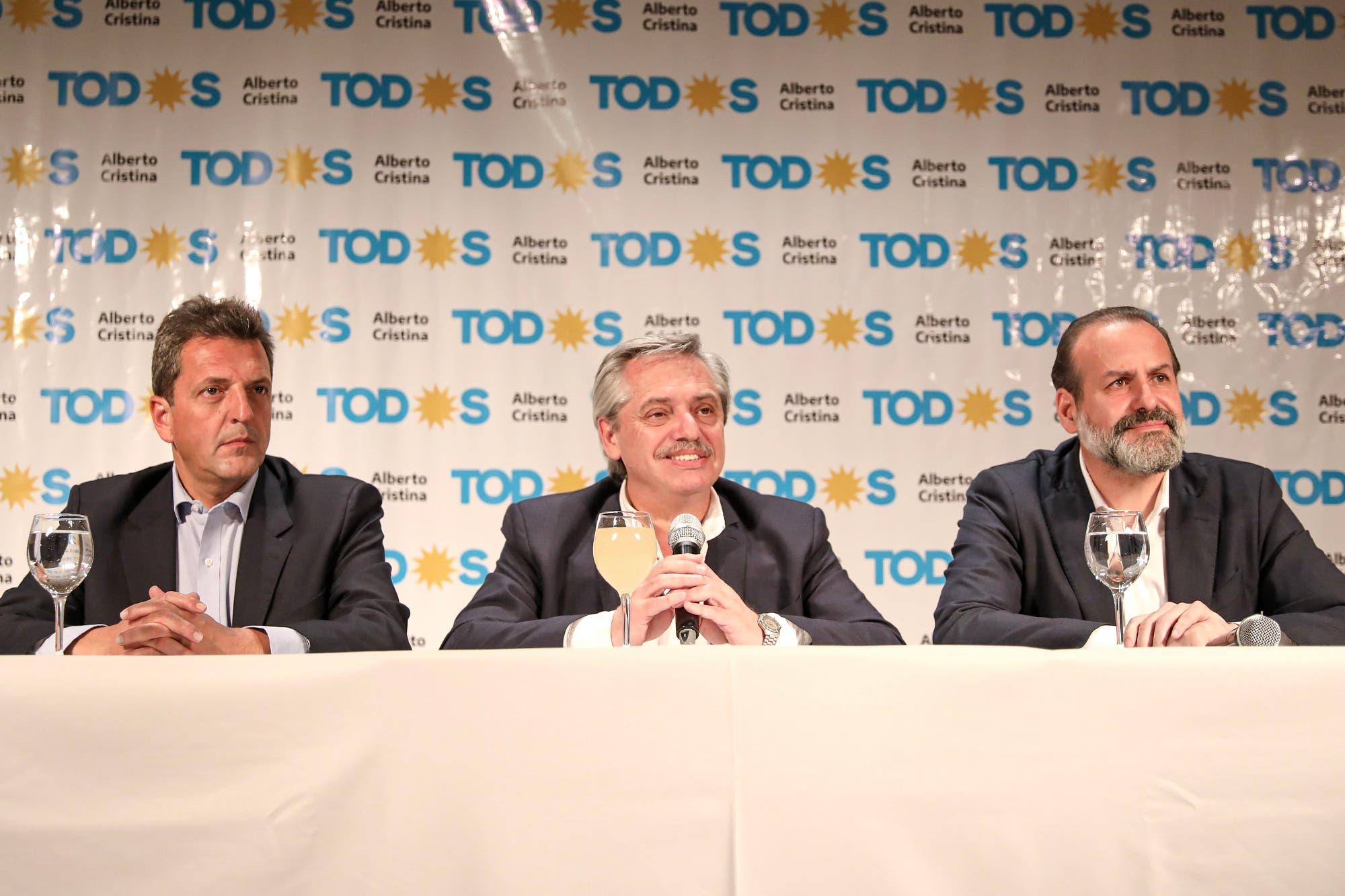"""Alberto Fernández le pidió a Mauricio Macri que """"no libere el dólar"""" si pierde las elecciones"""