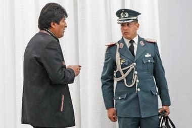 Elecciones en Bolivia Evo morales golpe de estado estado de emergencia democracia