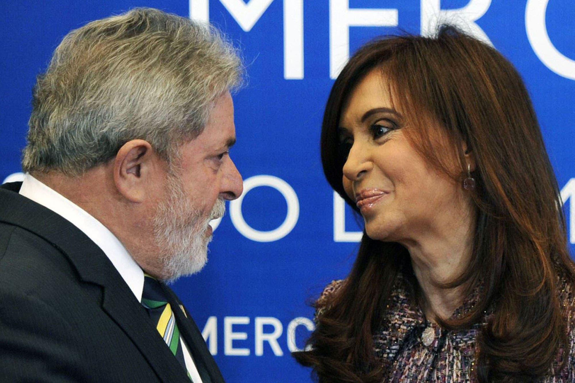 Los mensajes de Alberto Fernández y Cristina Kirchner tras la liberación de Lula