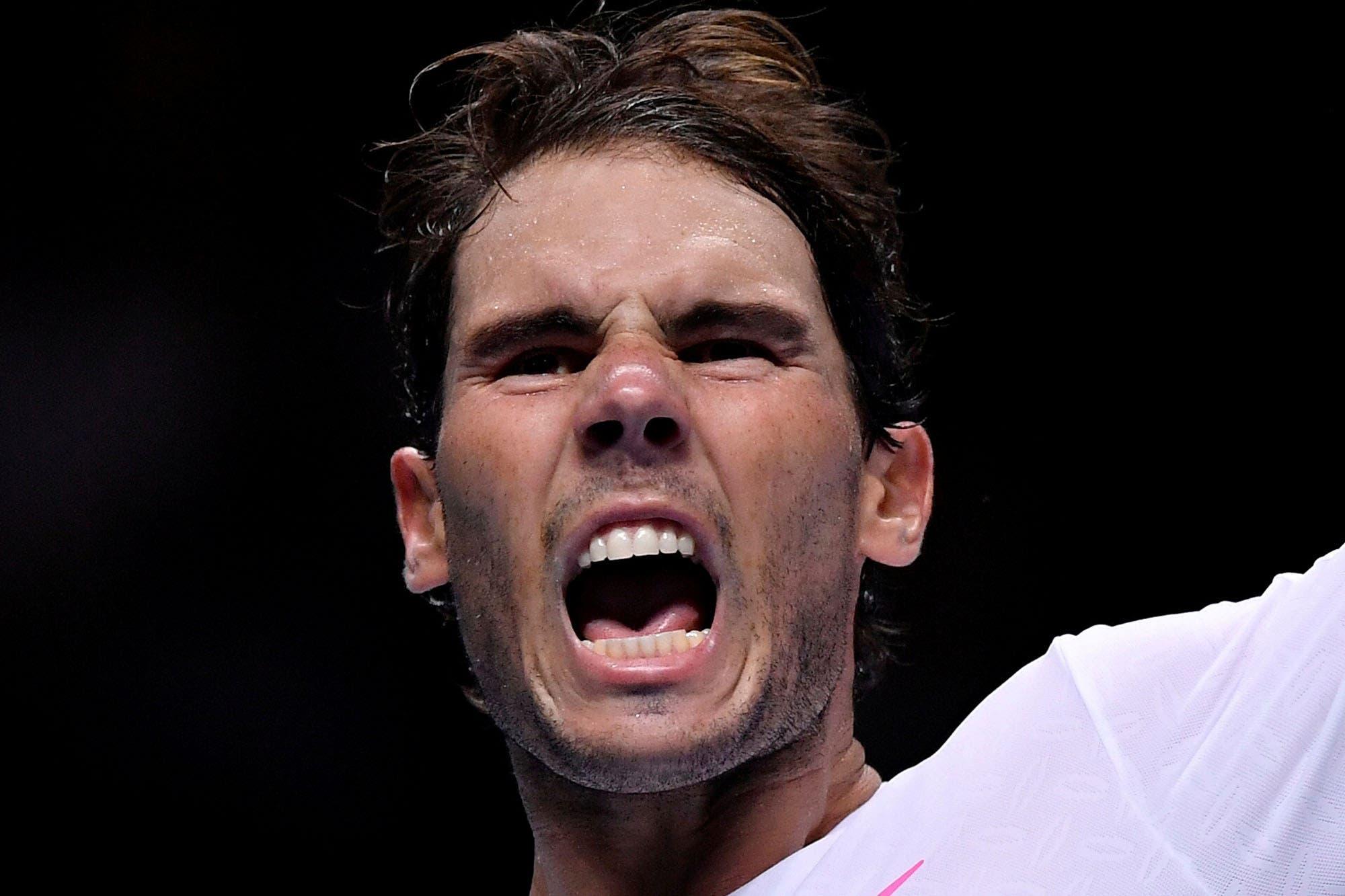 """Rafael Nadal y su confesión tras levantar un match increíble: """"Fue un partido que ganás uno de 1000"""""""