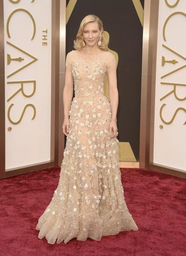 En 2014, Cate Blanchett ganó por su rol en Blue Jasmine