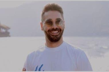 Gionata Russo organiza matrimonios en el Lago de Como, al norte de Italia. Hasta el momento, le han cancelado todos los eventos