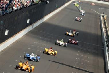 Acción en el óvalo de Indianápolis: en 2020, los 33 pilotos que se clasifiquen a la carrera se repartirán un premio de 15 millones de dólares