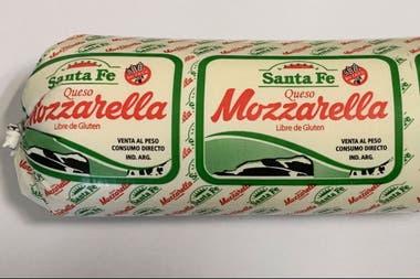 El queso Mozzarella está dentro de los productos en promoción
