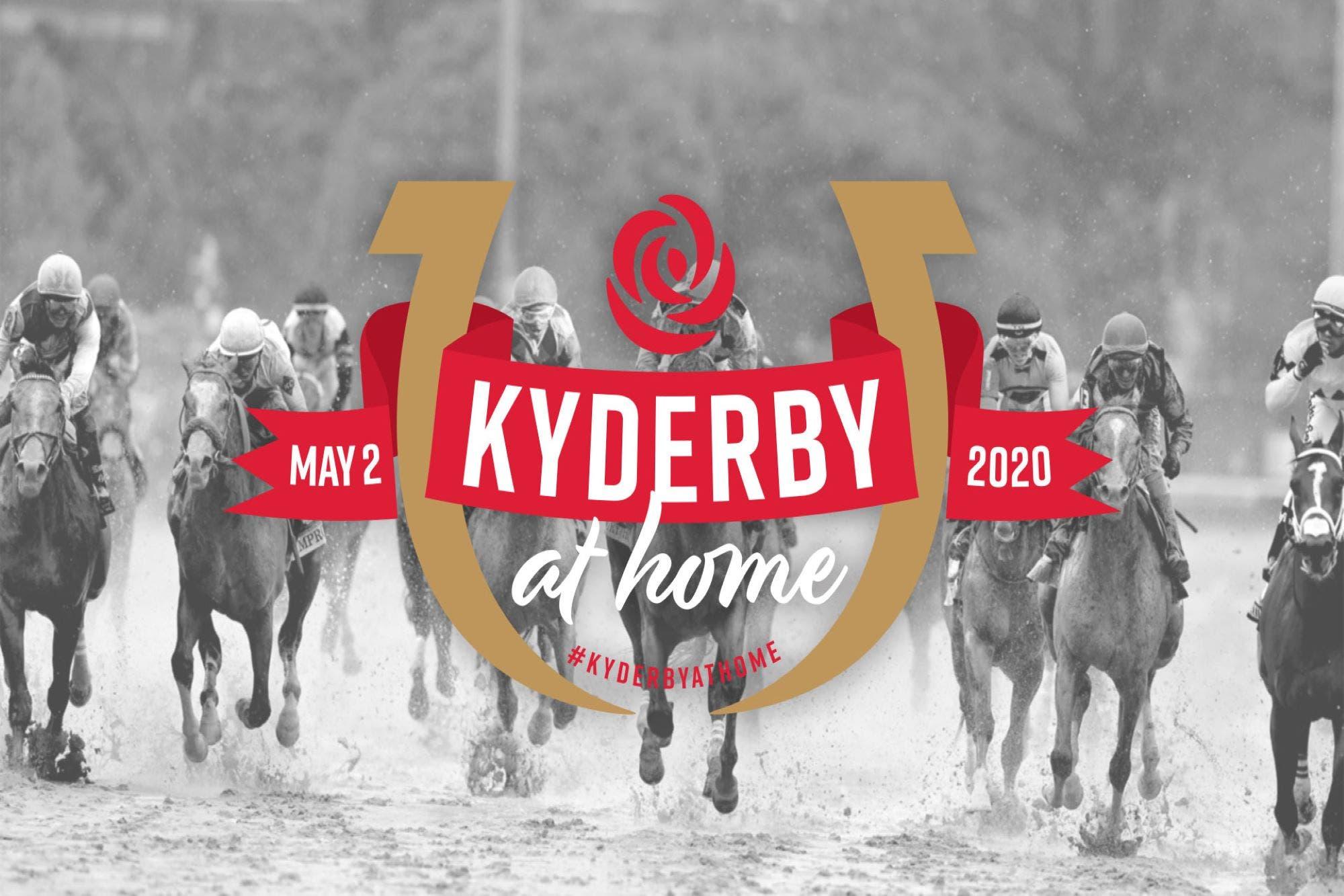Coronavirus. Inspirado en Jimmy Fallon, el Kentucky Derby tendrá otra versión atípica televisada, para recaudar fondos