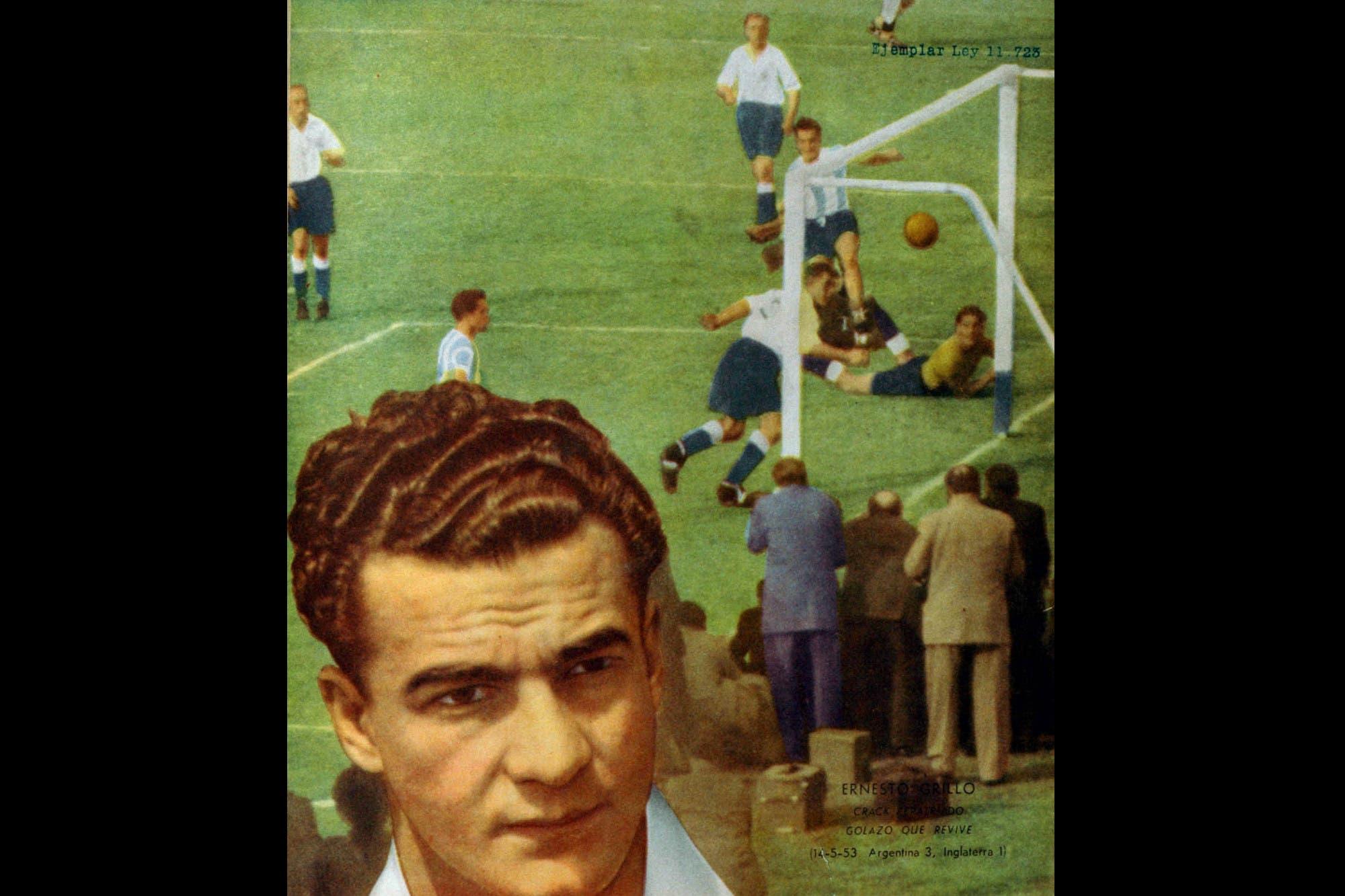 Día del Futbolista Argentino: el testimonio de Rodolfo Micheli, que jugó aquella tarde contra Inglaterra hace 63 años