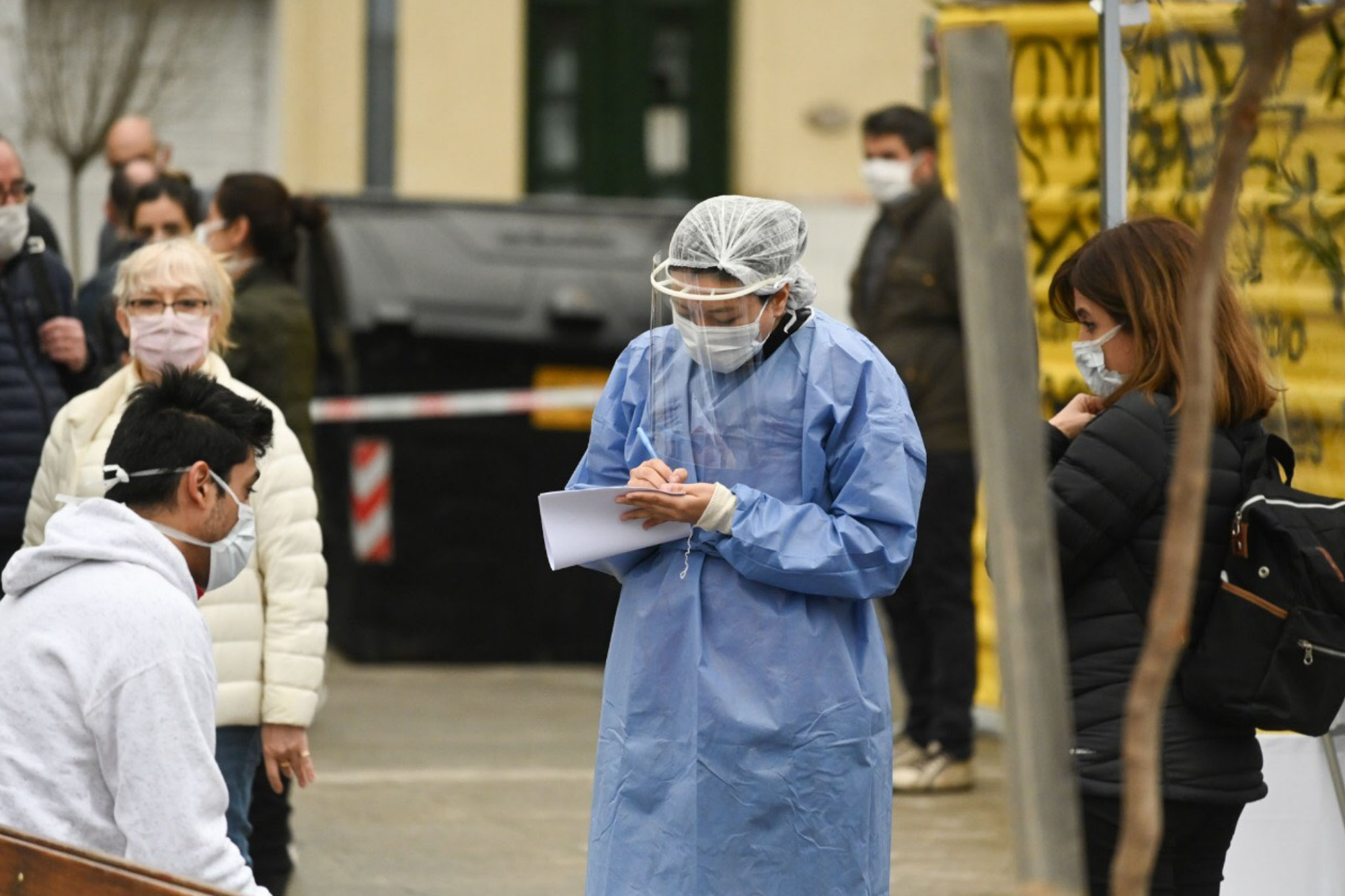 Coronavirus en la Argentina: 27 muertes y 2262 nuevos contagios