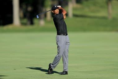 Woods busca festejar por sexta vez en el torneo Memorial