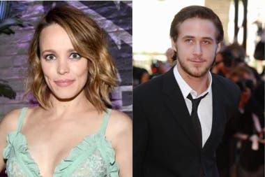 Ryan Gosling y Rachel McAdams: los que se pelean se aman