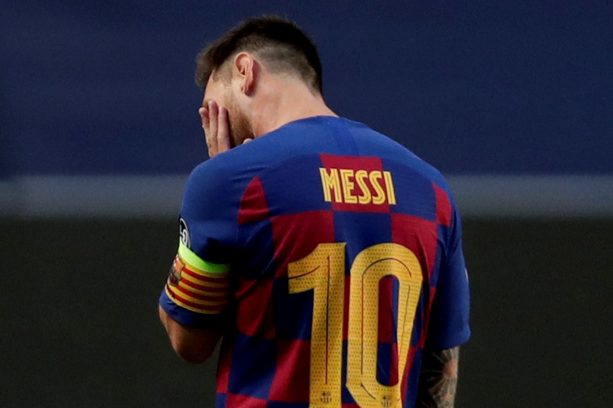 Se va Lionel Messi de Barcelona: qué dice la cláusula del contrato que quiere ejecutar para irse