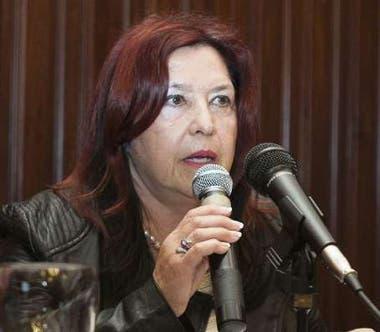 La jueza Figueroa, de Casación