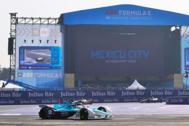 NIO patrocina uno de los equipos de la Fórmula E, en el que sólo compiten vehículos eléctricos