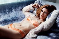 Kate Mara, la actriz de House of Cards, en una producción hot