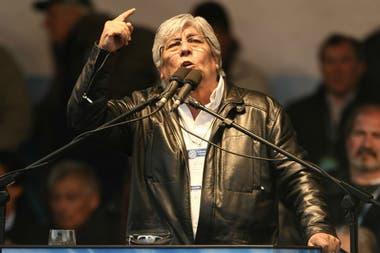 3660d2b65 Quién es quién en el paro general de Moyano y Barrionuevo contra el Gobierno