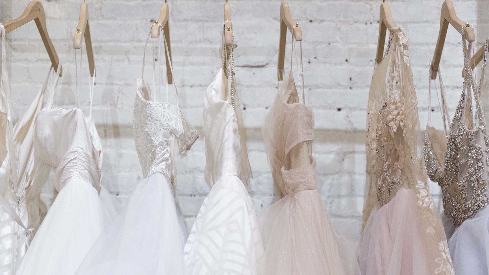 Dónde comprar el vestido de novia en Nueva York - LA NACION
