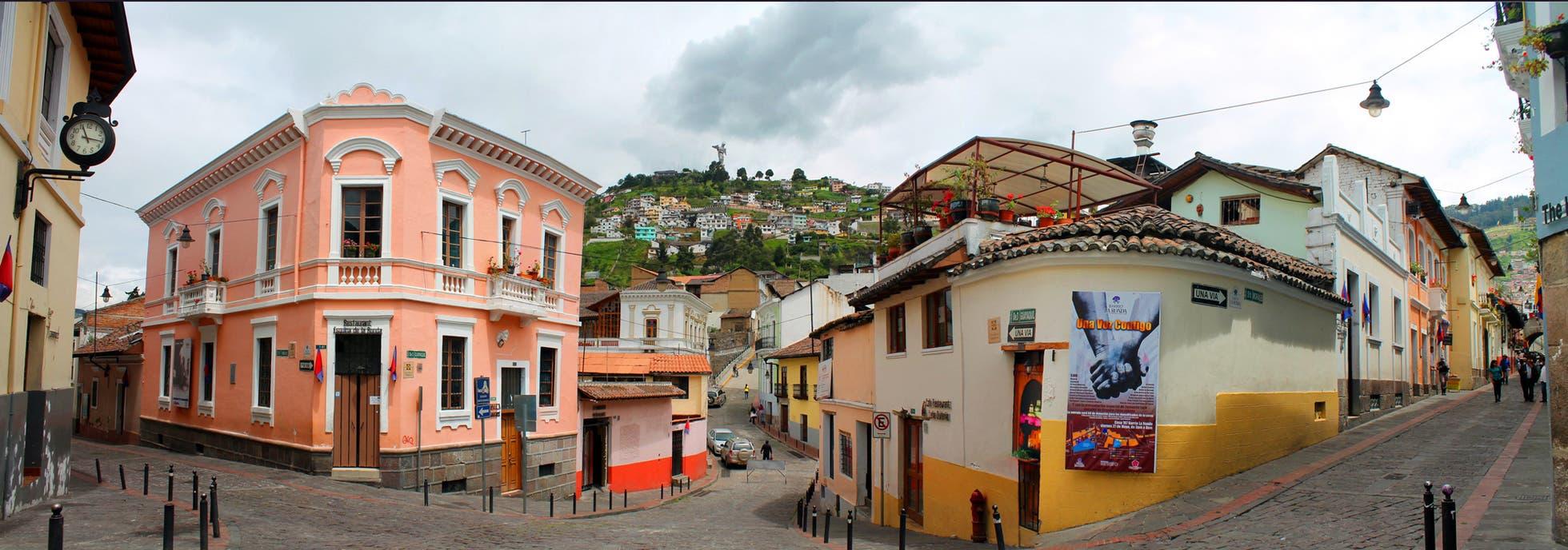 ECUADOR / Quito: una vuelta por el casco histórico mejor conservado de América