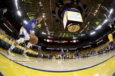 Stephen Curry, figura de Golden State Warriors